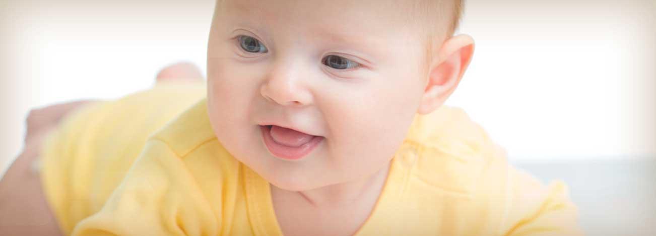 El mundo de tu bebé. Etapa: 4 Meses