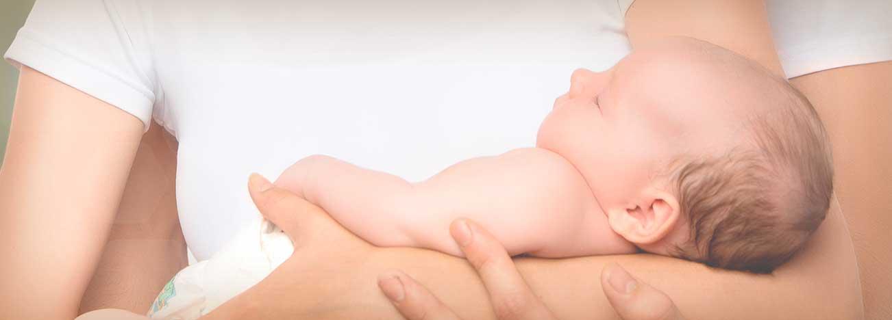 El aparato digestivo del bebé