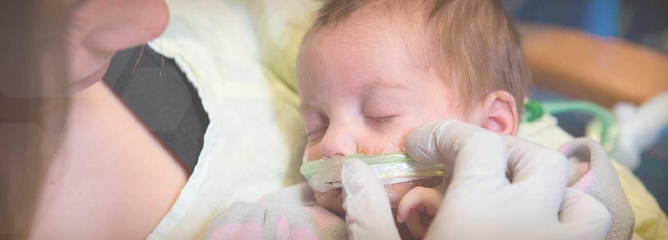 Medicamentos y calor para el bebé prematuro