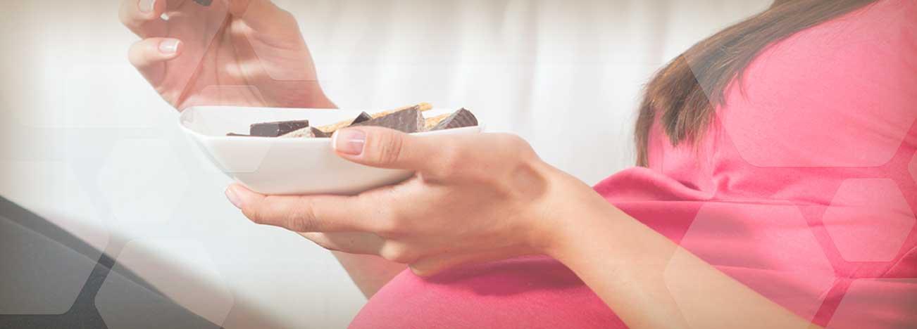Antojos durante el embarazo