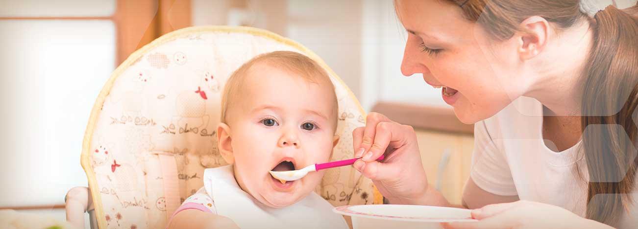 Hierro, potasio y sodio, nutrientes necesarios para tu hijo.