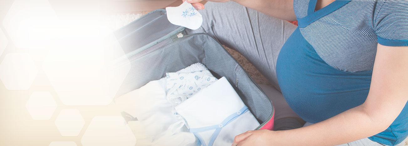 Preparándote para la llegada de tu bebé