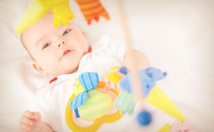 La importancia de la vitamina D en los bebés.