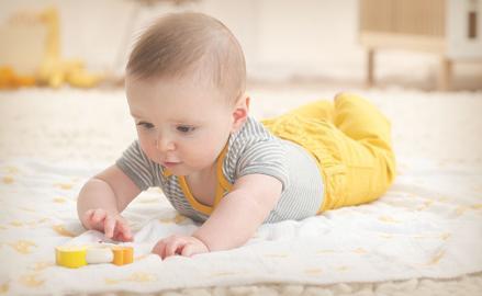Impulsa a tu bebé de 0 a 3 meses