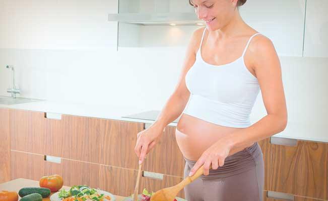 La importancia de la vitamina B1 tiamina, vitamina A y el sodio en tu embarazo.