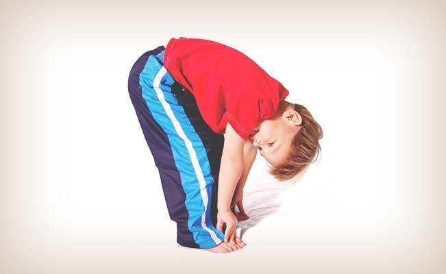 El desarrollo físico de tu pequeño