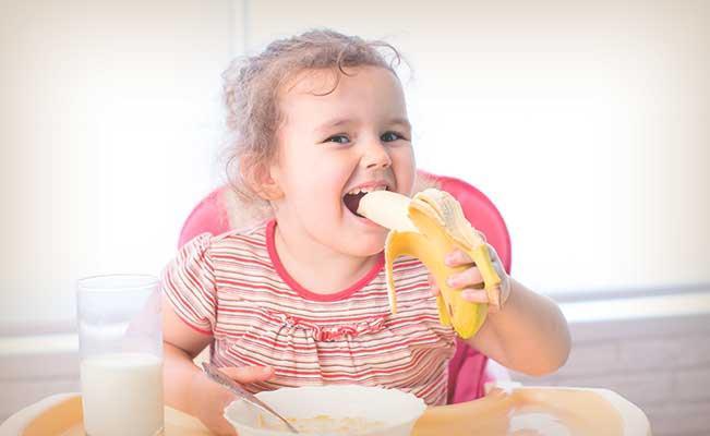 ¿Qué incluye una buena dieta para niños?