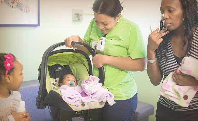 ¿Cuándo puede recibir el alta el bebé prematuro?